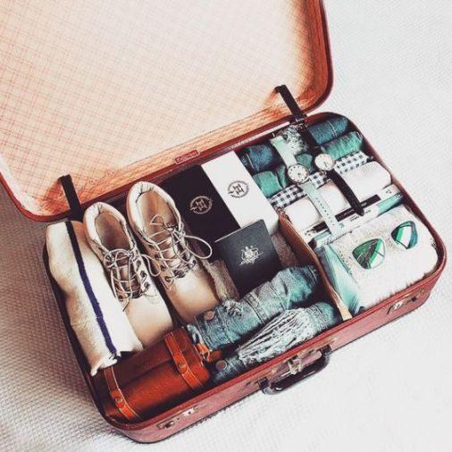 كيف نسافر ،بترتيب ، و صحه ؟ #تجهيزات_السفر